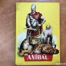Tebeos: ANIBAL . COLECCIÓN JUVENIL FERMA Nº 9. SERIE AMARILLA. Lote 170134968