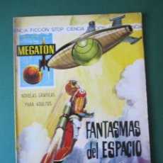 Tebeos: MEGATON (1966, FERMA) 12 · 1966 · FANTASMAS DEL ESPACIO. Lote 170867600