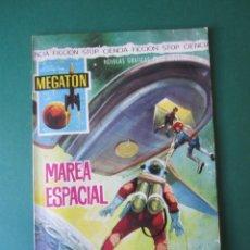 Tebeos: MEGATON (1966, FERMA) 22 · 1966 · MAREA ESPACIAL. Lote 170875130
