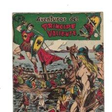 Tebeos: AVENTURAS DEL PRÍNCIPE VALIENTE AÑO 1956 COLECCIÓN COMPLETA 32 TEBEOS + ALMANAQUE 1957 SON ORIGINALE. Lote 171281393