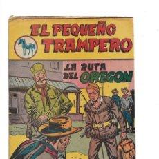 Tebeos: EL PEQUEÑO TRAMPERO COLECCIONES COMPLETAS 1ª SON 35 TEBEOS 2ª SERIE SON 20 TEBEOS Y TODOS ORIGINALES. Lote 171416329