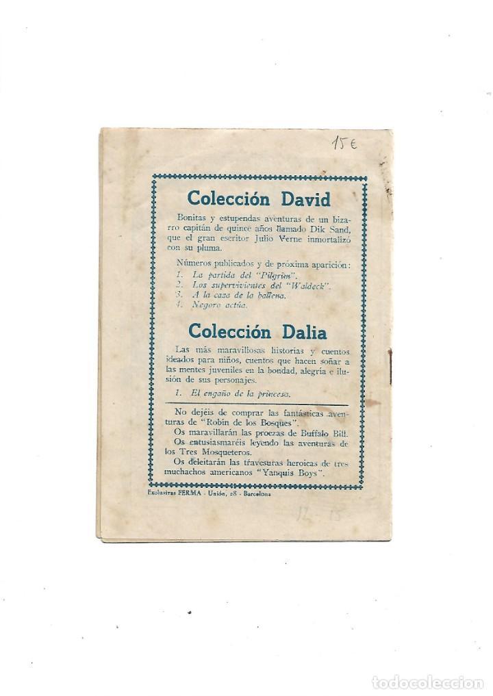 Tebeos: Aventuras de Dick Sand Lote de 3 Tebeos Originales que son los Nº 1 - 9 - 14 Dibujos V. Farrés - Foto 2 - 171648993
