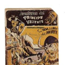 Tebeos: AVENTURAS DEL PRINCIPE VALIENTE, AÑO 1956. Nº 18. ES ORIGINAL DIBUJOS DE J. MARTÍ. Lote 171721300