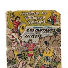 Tebeos: AVENTURAS DEL PRÍNCIPE VALIENTE AÑO 1956 Nº 8. ES ORIGINAL Y DIFICIL DIBUJOS DE J. MARTÍ.. Lote 171723054
