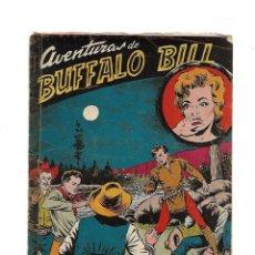 Tebeos: AVENTURAS DE BUFFALO BILL, AÑO 1955 Nº 7 ES ORIGINAL Y DIFICIL DIBUJOS DE FERRANDO. Lote 171724117