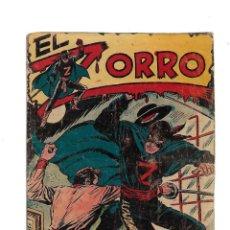 Tebeos: EL ZORRO AÑO 1956. Nº 2 ES ORIGINAL Y DIFICIL DIBUJOS DE JUAN RAFARET. EDITORIAL FERMA.. Lote 171729150