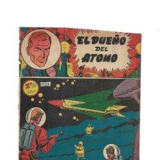 Tebeos: EL DUEÑO DEL ÁTOMO AÑO 1956. Nº 31. ES ORIGINAL MUY DIFICIL DIBUJOS DE J. MARTÍ EDITORIAL FERMA. Lote 171730910