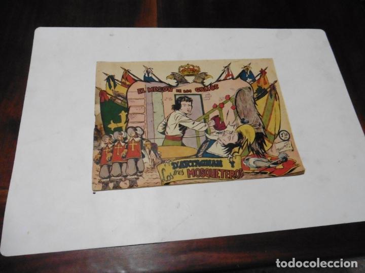 D ARTAGNAN Y LOS TRES MOSQUETEROS Nº 2 FERMA ORIGINAL (Tebeos y Comics - Ferma - Otros)