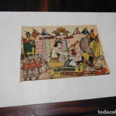 Tebeos: D ARTAGNAN Y LOS TRES MOSQUETEROS Nº 2 FERMA ORIGINAL. Lote 171781359