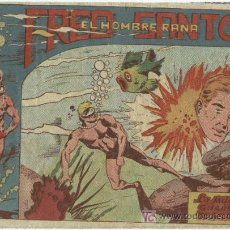 Tebeos: FRED SANTOS Nº 11 ORIGINAL 1ª EDICCION. Lote 171834195