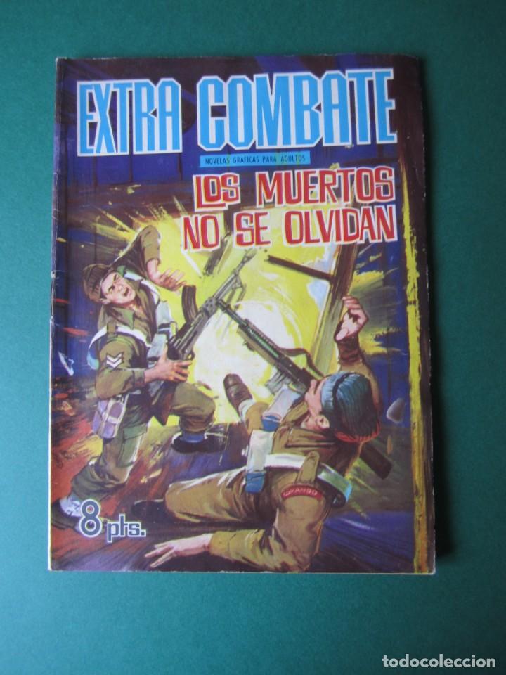 COMBATE (1965, FERMA) -EXTRA- 31 · 1966 · LOS MUERTOS NO SE OLVIDAN (Tebeos y Comics - Ferma - Otros)