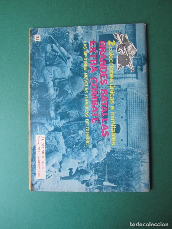 Tebeos: COMBATE (1965, FERMA) -EXTRA- 31 · 1966 · LOS MUERTOS NO SE OLVIDAN - Foto 2 - 172018722