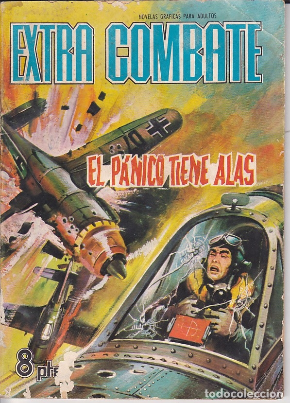 COMIC COLECCION EXTRA COMBATE Nº 47 (Tebeos y Comics - Ferma - Combate)