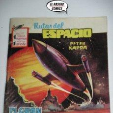 Tebeos: RUTAS DEL ESPACIO Nº 1, EL GRAN ENIGMA, ED. FERMA AÑO 1958. Lote 173224788