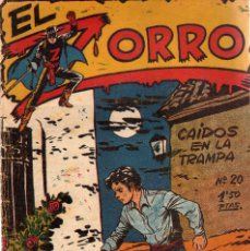 Tebeos: EL ZORRO FERMA Nº 20. Lote 173631152