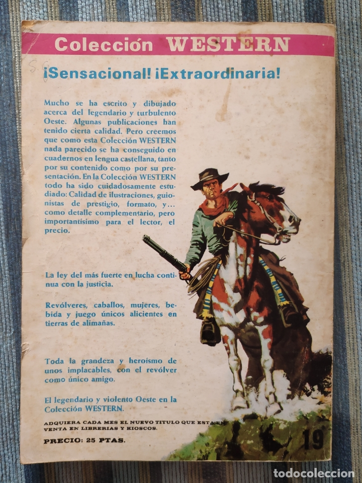 Tebeos: COMBATE, SELECCIONES GRAFICAS DE GUERRA N° 19 (PROD. EDITORIALES 1974) - Foto 2 - 173835898