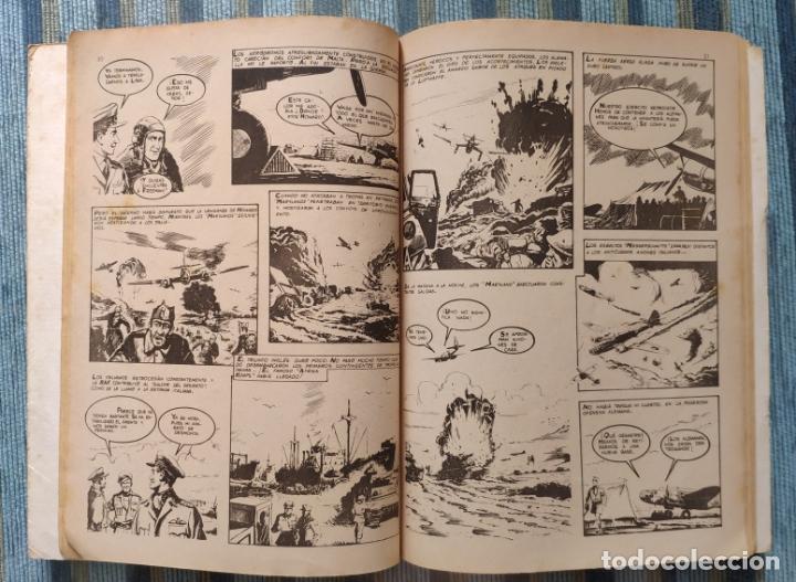 Tebeos: COMBATE, SELECCIONES GRAFICAS DE GUERRA N° 19 (PROD. EDITORIALES 1974) - Foto 3 - 173835898
