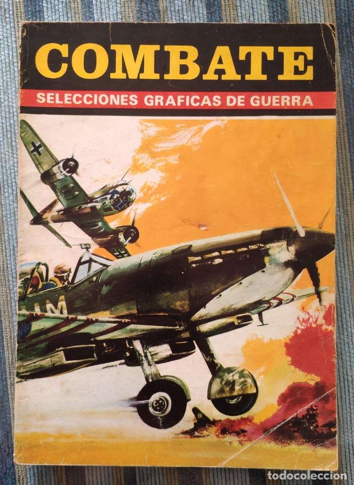 COMBATE, SELECCIONES GRAFICAS DE GUERRA N° 19 (PROD. EDITORIALES 1974) (Tebeos y Comics - Ferma - Combate)