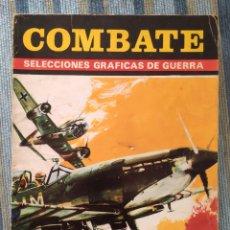 Tebeos: COMBATE, SELECCIONES GRAFICAS DE GUERRA N° 19 (PROD. EDITORIALES 1974). Lote 173835898