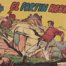 Tebeos: EL PEQUEÑO GRUMETE Nº 8 EL FORTIN REBELDE EL DE LA FOTO VER FOTO ADICIONAL CONTRAPORTADA. Lote 174056333