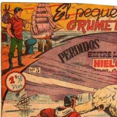 Tebeos: EL PEQUEÑO GRUMETE Nº 3, FERMA. Lote 174108023