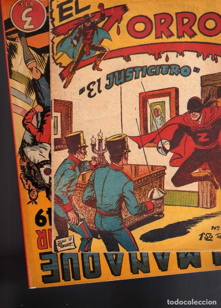 EL ZORRO Nº 23 FERMA DIFICIL DE HALLAR (Tebeos y Comics - Ferma - Otros)