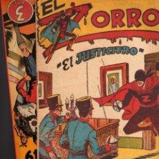 Tebeos: EL ZORRO Nº 23 FERMA DIFICIL DE HALLAR. Lote 174108198