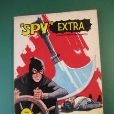 Tebeos: SPY EXTRA (1969, FERMA) 2 · 1969 · SPY EXTRA. Lote 174999128