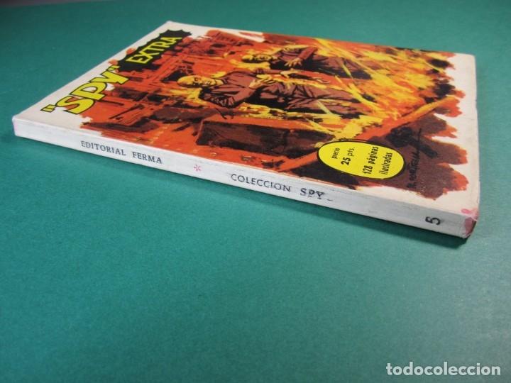 Tebeos: SPY EXTRA (1969, FERMA) 5 · 1969 · SPY EXTRA - Foto 3 - 174999355