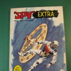 Tebeos: SPY EXTRA (1969, FERMA) 3 · 1969 · SPY EXTRA. Lote 174999413