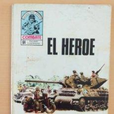 Tebeos: EL HEROE. COMBATE NUM 188. FERMA. Lote 176635894