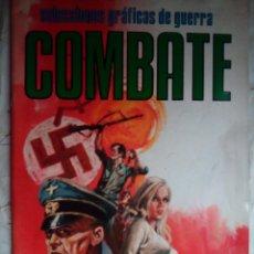 Tebeos: COMBATE- SELECCIONES GRÁFICAS DE GUERRA- Nº 127 -GRAN ANDRÉS REDONDO-1982-RARO-BUENO- 2009. Lote 177078814