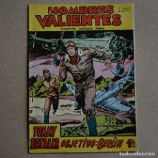 Tebeos: HOMBRES VALIENTES. TOMMY BATALLA, Nº 17. FERMA. LITERACOMIC. C2. Lote 177797410
