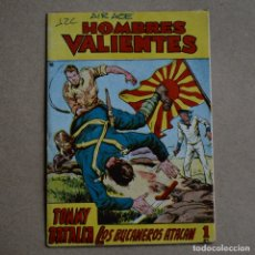Tebeos: HOMBRES VALIENTES. TOMMY BATALLA, Nº 16. FERMA. LITERACOMIC. C2. Lote 177797459
