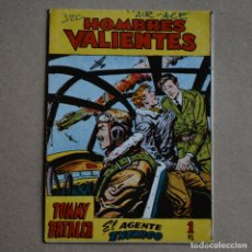 Tebeos: HOMBRES VALIENTES. TOMMY BATALLA, Nº 12. FERMA. LITERACOMIC. C2. Lote 177797517