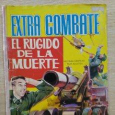 Tebeos: EXTRA COMBATE - Nº 4, EL RUGIDO DE LA MUERTE - ED. FERMA. Lote 178108187
