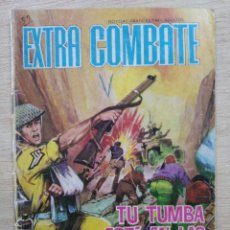 Tebeos: EXTRA COMBATE - TU TUMBA ESTÁ EN LA MONTAÑAS - ED. FERMA. Lote 178108323