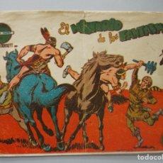 Tebeos: COMIC - DAVY CROCKETT - Nº 19 , EL MISTERIO DE LOS FANTASMAS - FERMA , AÑO 1959 - ORIGINAL .. L398. Lote 178337853