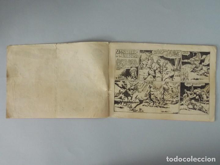 Tebeos: COMIC - DAVY CROCKETT - Nº 19 , EL MISTERIO DE LOS FANTASMAS - FERMA , AÑO 1959 - ORIGINAL .. L398 - Foto 2 - 178337853