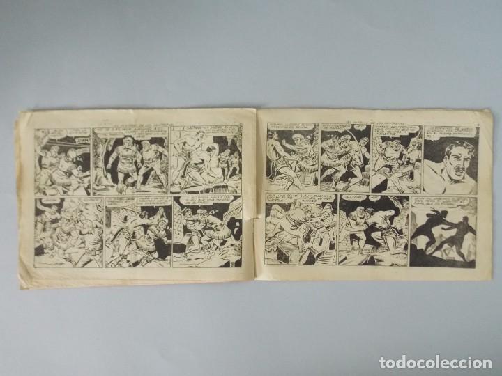 Tebeos: COMIC - DAVY CROCKETT - Nº 19 , EL MISTERIO DE LOS FANTASMAS - FERMA , AÑO 1959 - ORIGINAL .. L398 - Foto 3 - 178337853