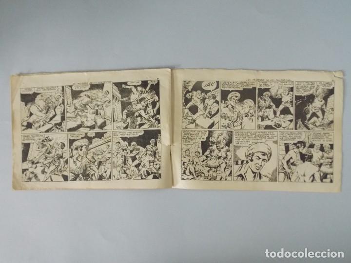 Tebeos: COMIC - DAVY CROCKETT - Nº 19 , EL MISTERIO DE LOS FANTASMAS - FERMA , AÑO 1959 - ORIGINAL .. L398 - Foto 4 - 178337853