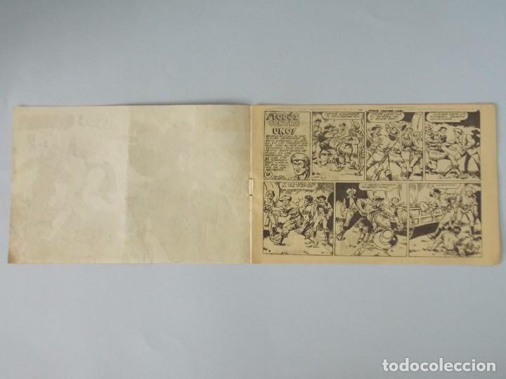 Tebeos: COMIC - DAVY CROCKETT - Nº 17 , TODOS CONTRA UNO - FERMA , AÑO 1959 - ORIGINAL .. L400 - Foto 2 - 178339086