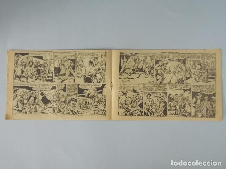 Tebeos: COMIC - DAVY CROCKETT - Nº 17 , TODOS CONTRA UNO - FERMA , AÑO 1959 - ORIGINAL .. L400 - Foto 3 - 178339086