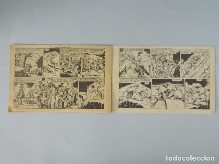 Tebeos: COMIC - DAVY CROCKETT - Nº 17 , TODOS CONTRA UNO - FERMA , AÑO 1959 - ORIGINAL .. L400 - Foto 4 - 178339086