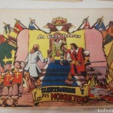 Tebeos: D'ARTAGNAN Y LOS TRES MOSQUETEROS N 10. Lote 178806113