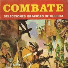 Tebeos: COMBATE- SELECCIONES GRÁFICAS DE GUERRA- Nº 80 - GRAN RAMÓN DE LA FUENTE-1978-M. BUENO-MUY RARO-2158. Lote 179204245