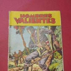 Tebeos: COMIC - HOMBRES VALIENTES , TOMMY BATALLA - Nº 14 , NUEVAS ALAS - ED. FERMA 1958 .. L441. Lote 180011988