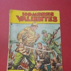 Tebeos: COMIC - HOMBRES VALIENTES , TOMMY BATALLA - Nº 15 , BATALLA ATACA SOLO - ED. FERMA 1958 .. L442. Lote 180015185
