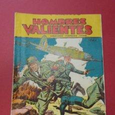 Tebeos: COMIC - HOMBRES VALIENTES , TOMMY BATALLA - Nº 22 , EL MAQUIS - ED. FERMA 1958 .. L443. Lote 180015568