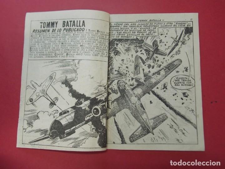 Tebeos: COMIC - HOMBRES VALIENTES , TOMMY BATALLA - Nº 22 , EL MAQUIS - ED. FERMA 1958 .. L443 - Foto 2 - 180015568